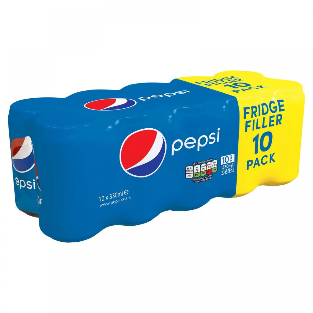 Pepsi 10 x 330ml