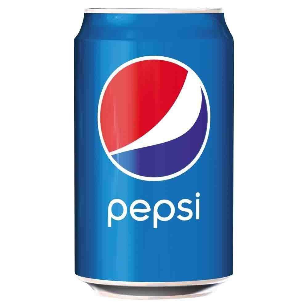 Pepsi Can 330 ml