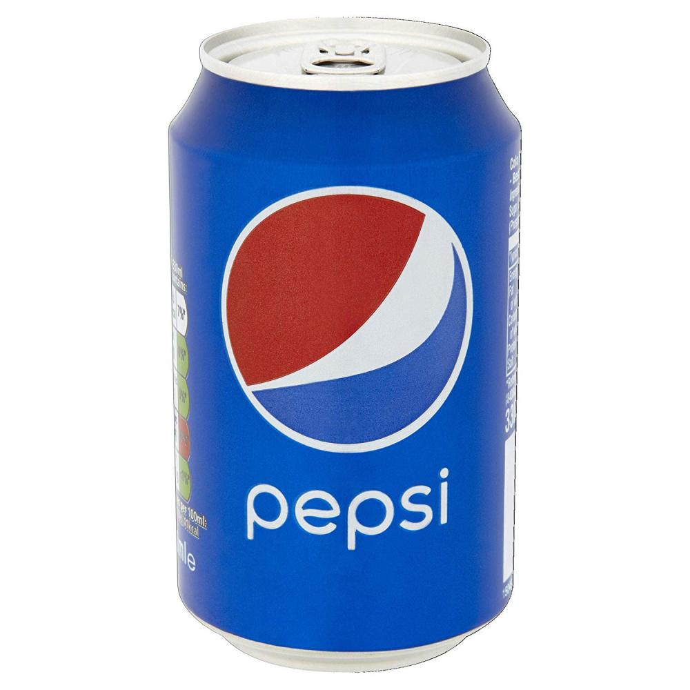 Pepsi Cans 330 ml