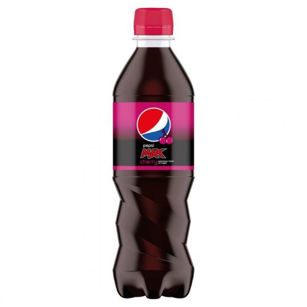 Pepsi Max Cherry 500ml