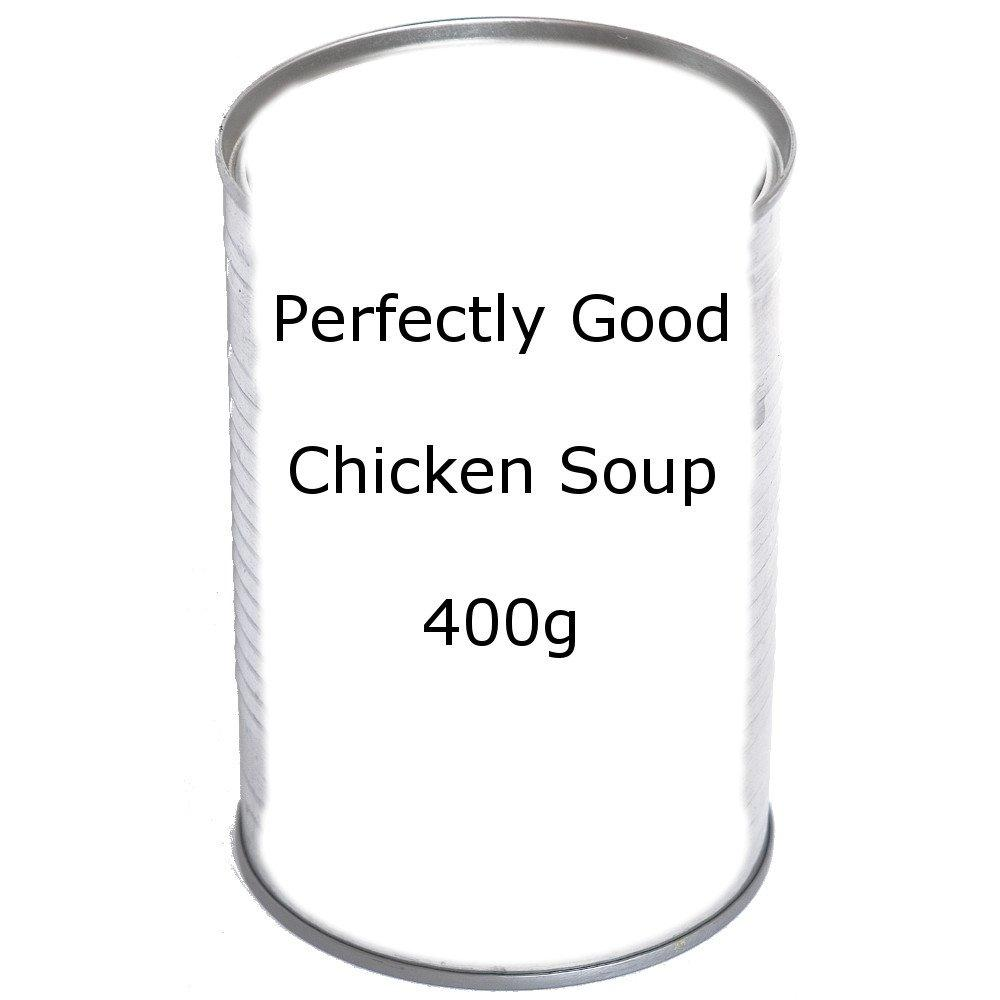 Unbranded Chicken Soup 400g