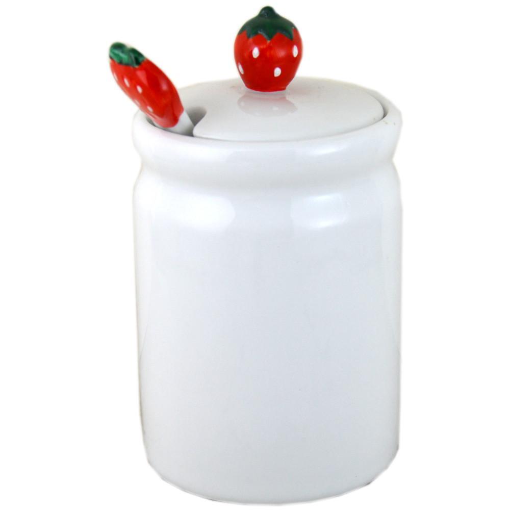 SUMMER SALE  Perfectly Good Jam Pot