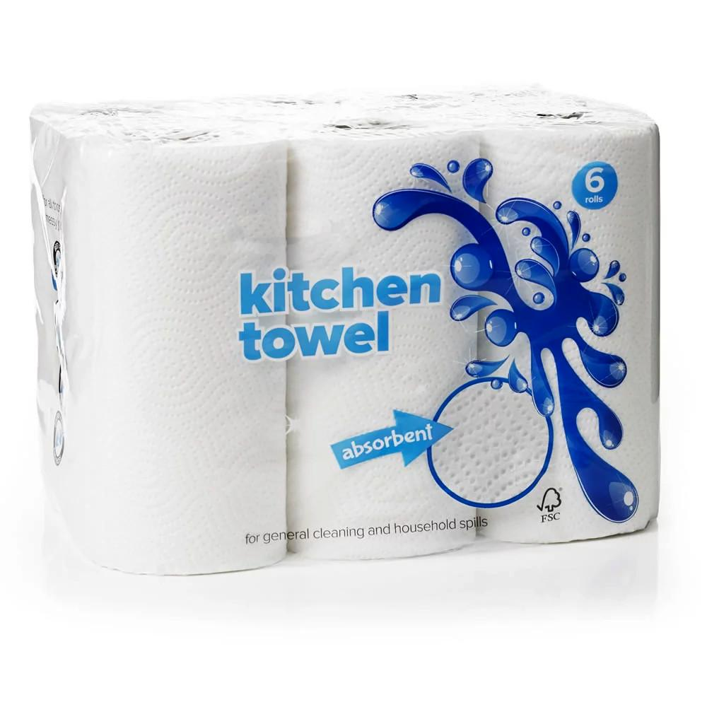 Perfectly Good Kitchen Roll 6 pack