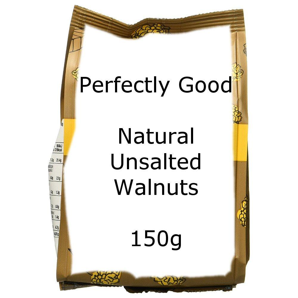 Perfectly Good Natural Unsalted Walnuts 150g