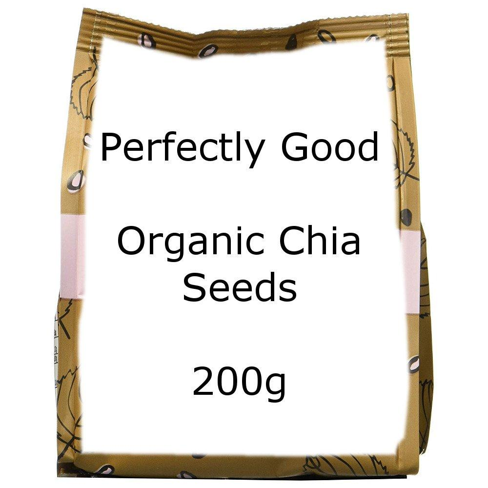 Perfectly Good Organic Chia Seeds 200g