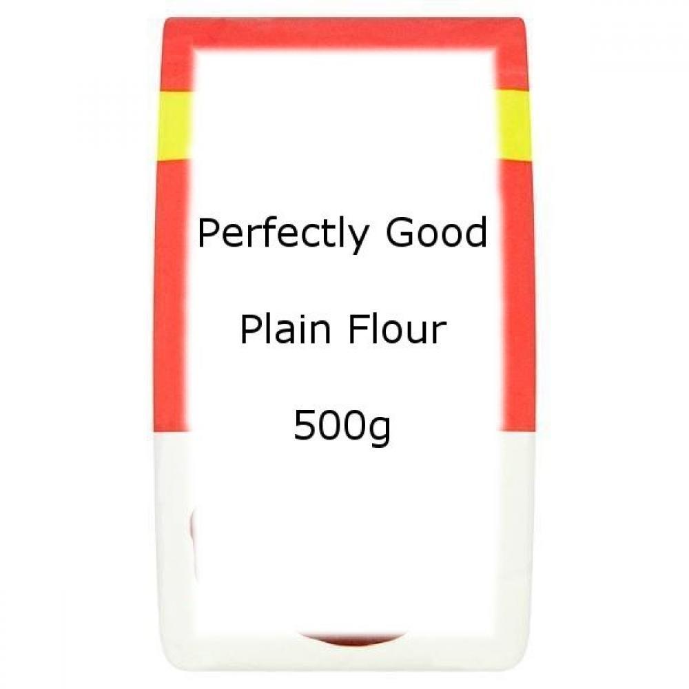 Perfectly Good Plain Flour 500g