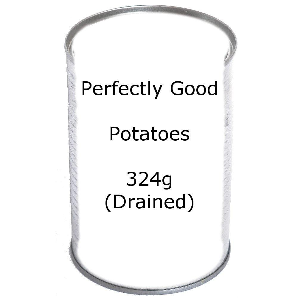 Perfectly Good Potatoes 324g (Drained)