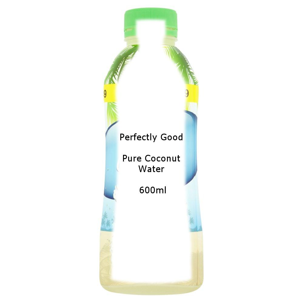 Perfectly Good Pure Coconut Water 600ml