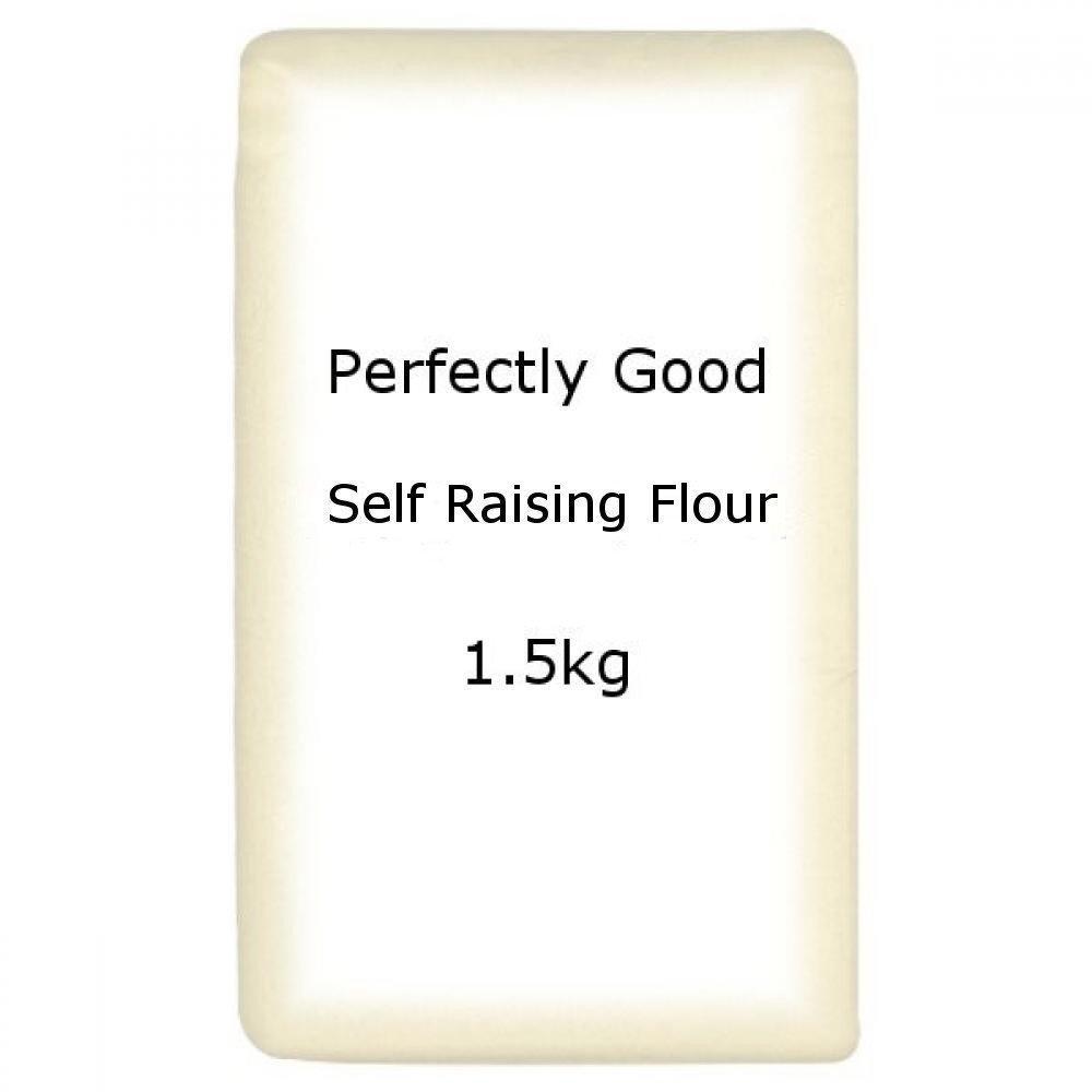 Perfectly Good Self Raising Flour 1.5kg