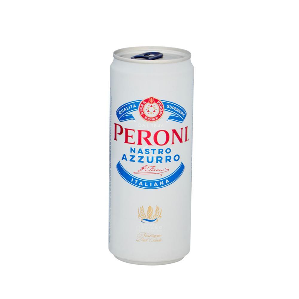 Peroni Nastro Azzurro Can 330ml