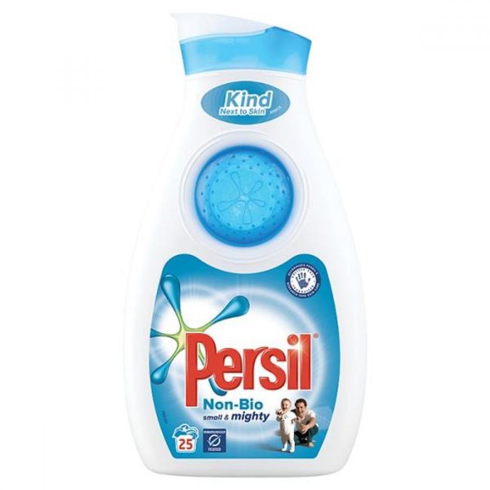 Persil Washing Liquid Non Bio 25 Wash 875ml