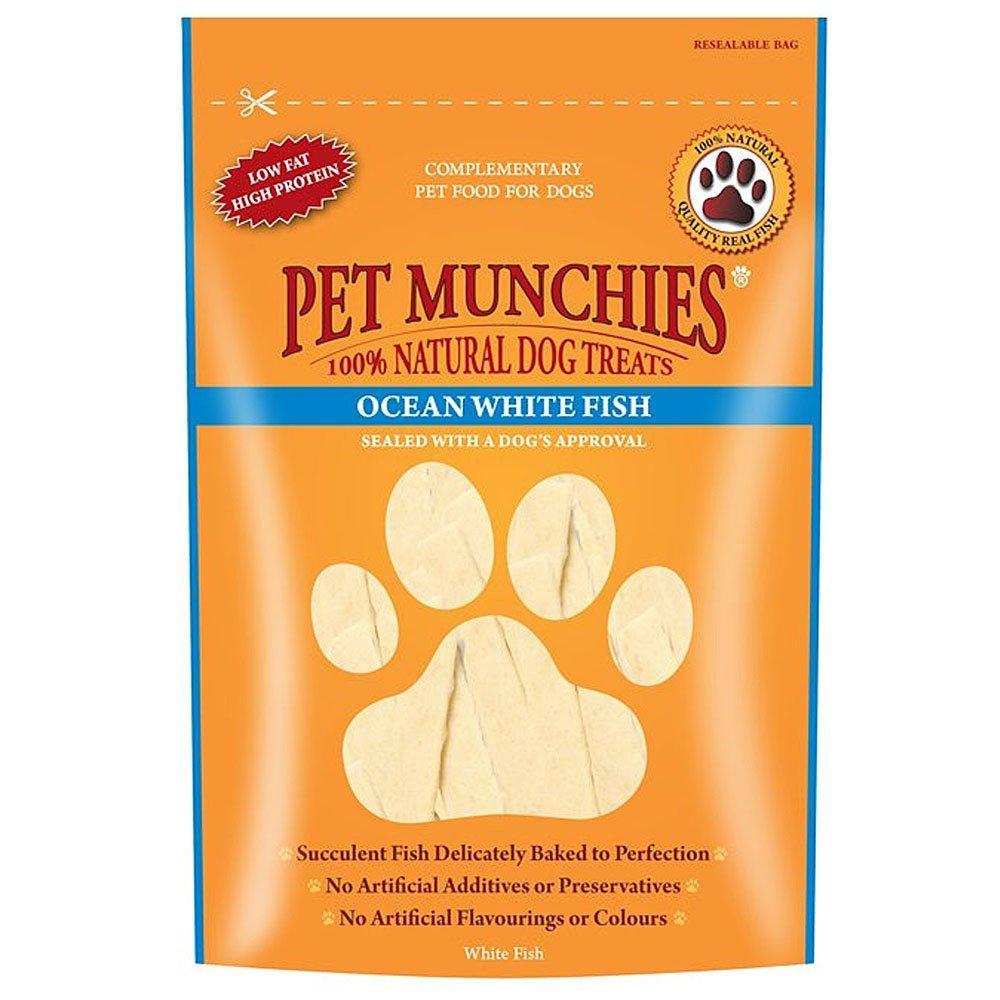 Pet Munchies Ocean FIsh 100 g