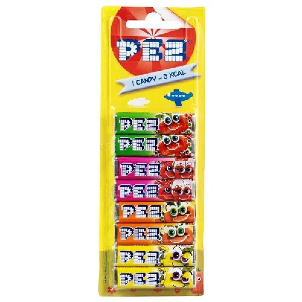 PEZ Play Fruit Mix 8 x 8.5g