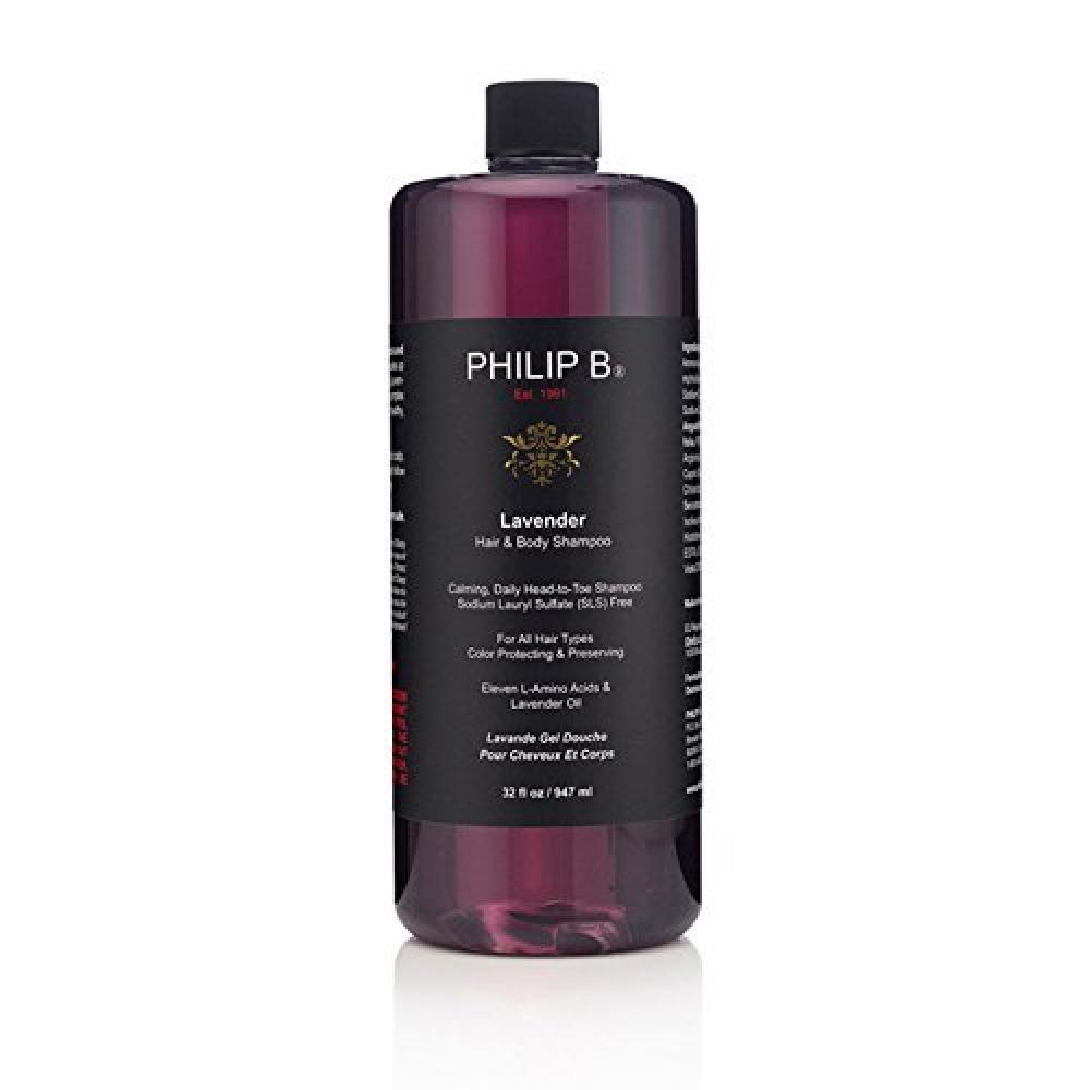 PHILIP B Lavender Hair And Body Shampoo 947ml