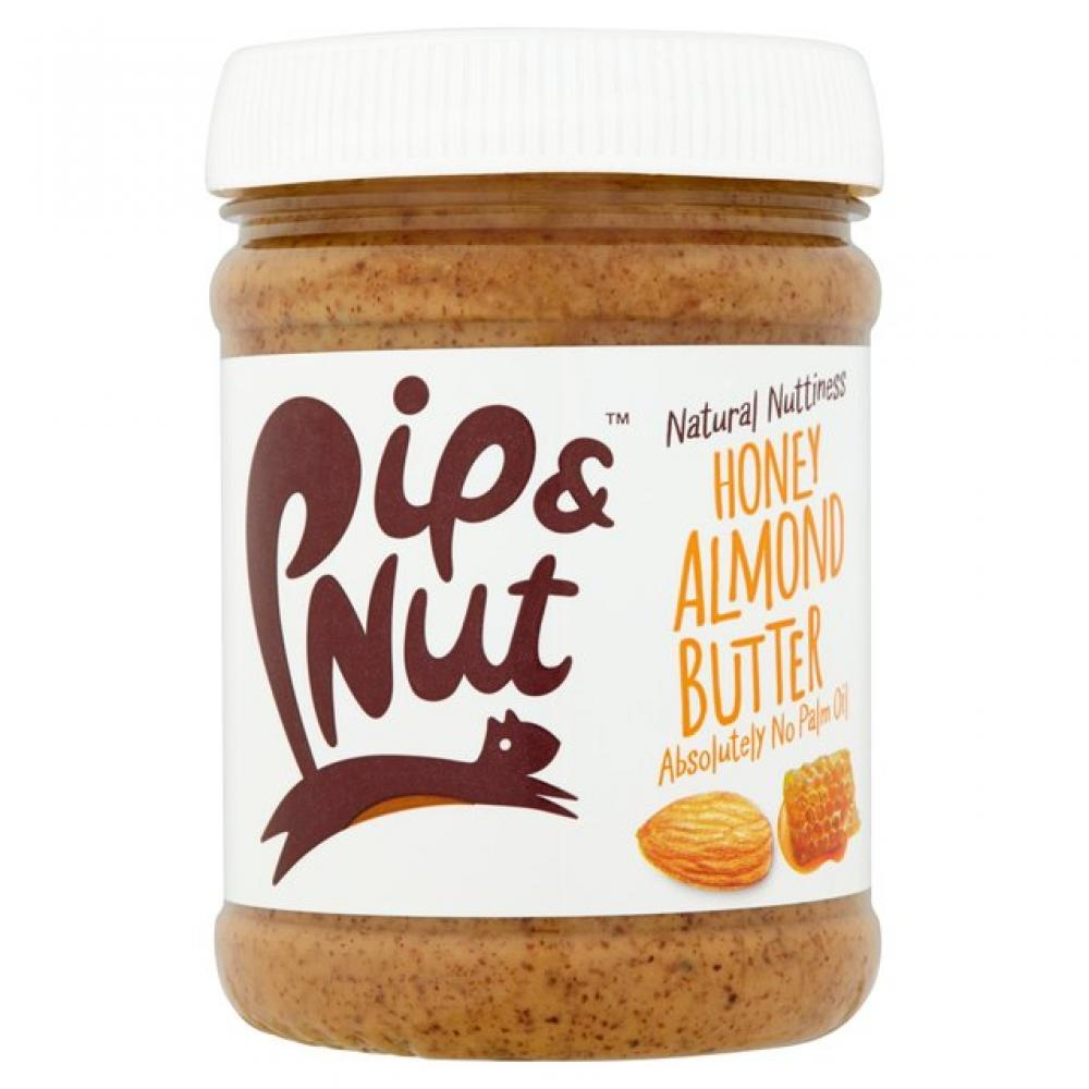 Pip and Nut Honey Almond Butter 225g