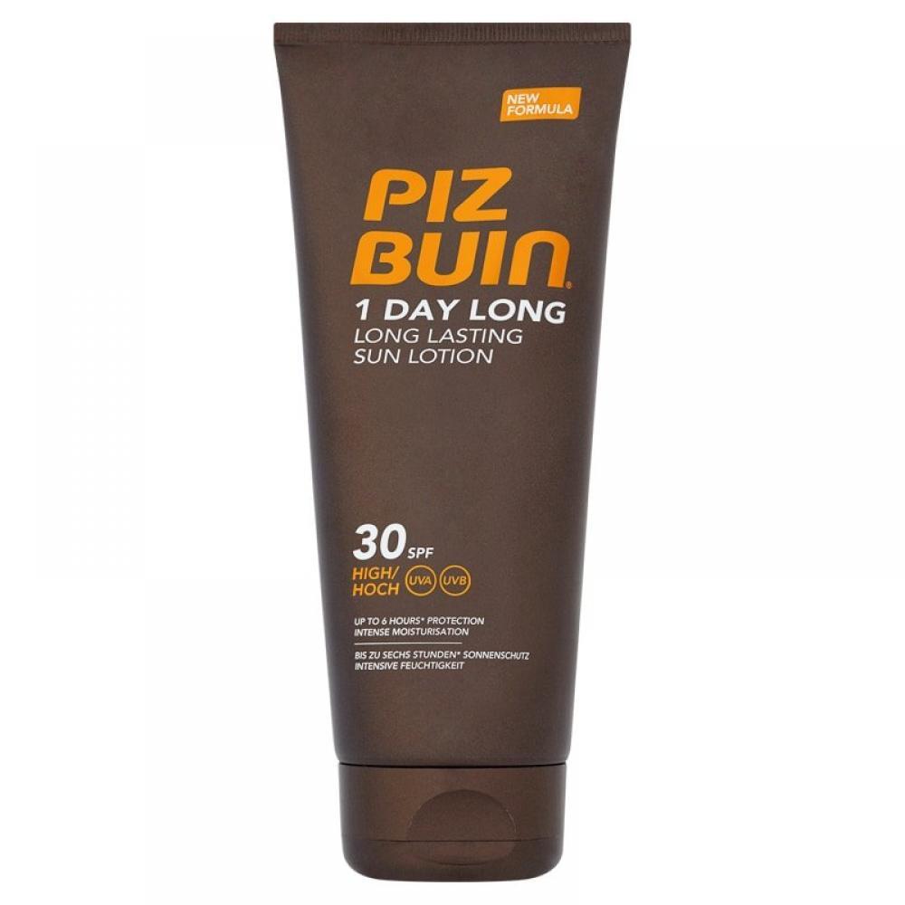Piz Buin 1 Day Long Lotion SPF 30 High 200ml