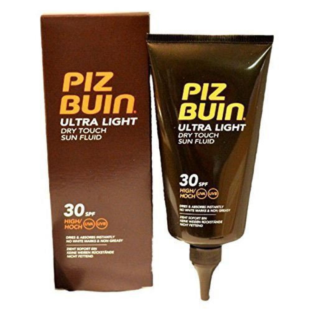 Piz Buin Ultra Light Dry Touch Sun Fluid SPF 30 150ml