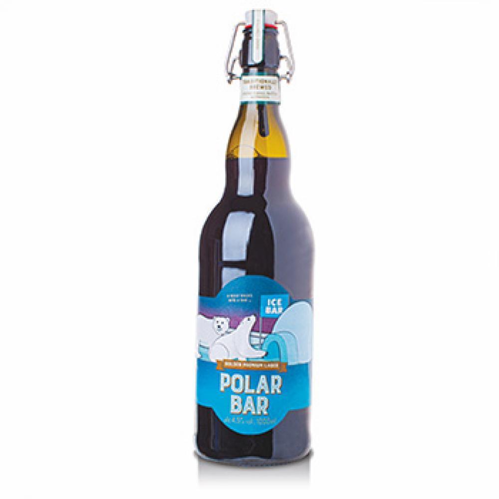 Polar Bear Golden Premium Lager 1 Litre