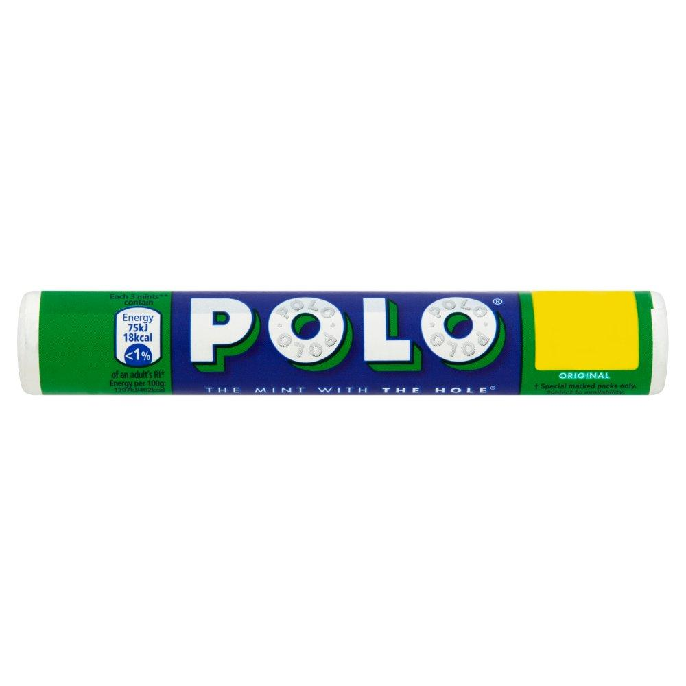 Polo Original Tube 34g