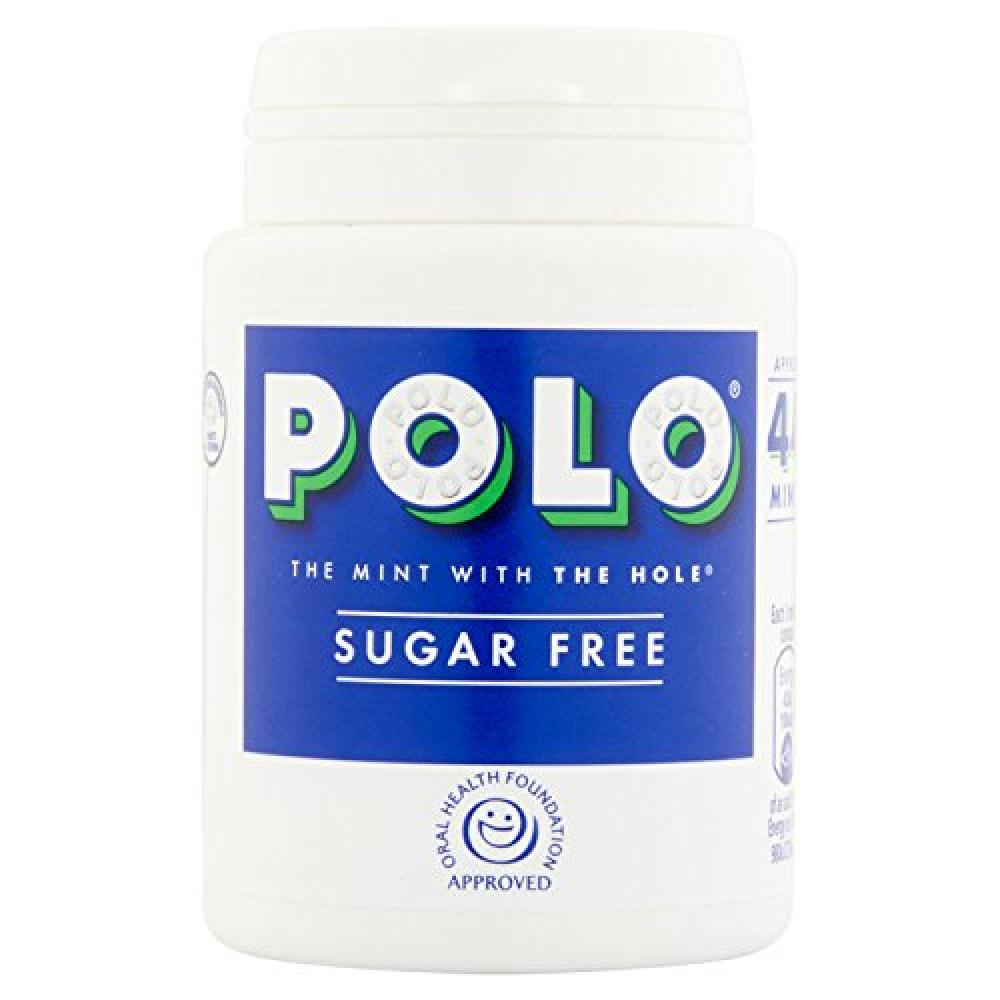 Polo Sugar Free Sweet Pot 65g