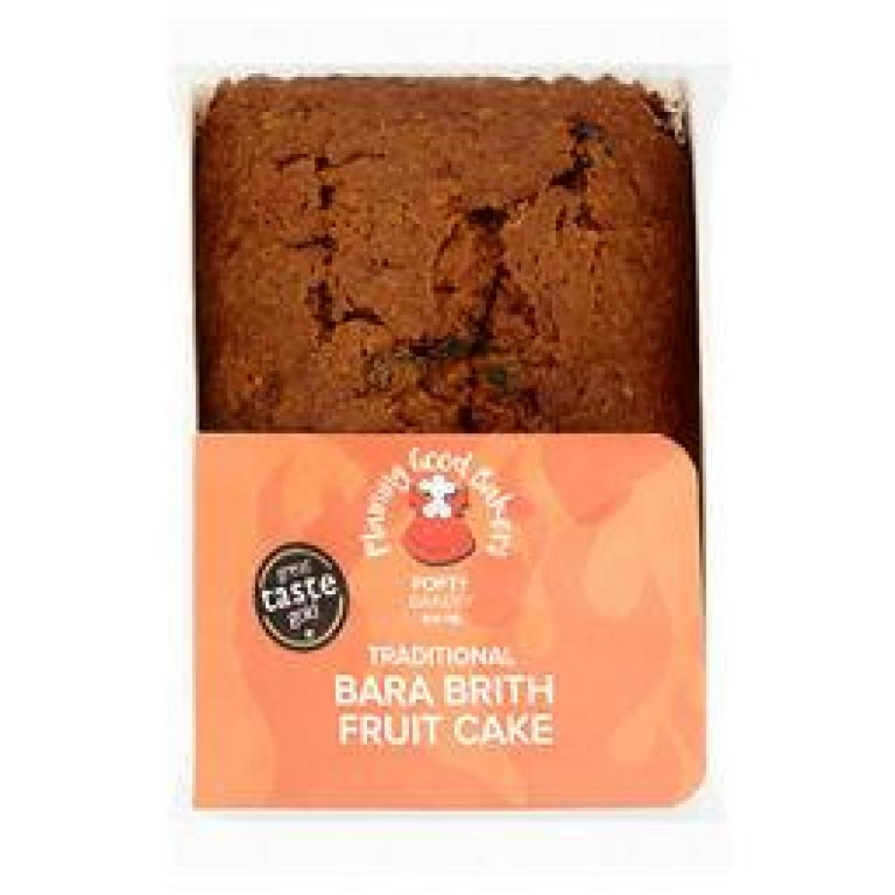 Popty Bakery Bara Brith Fruit Cake