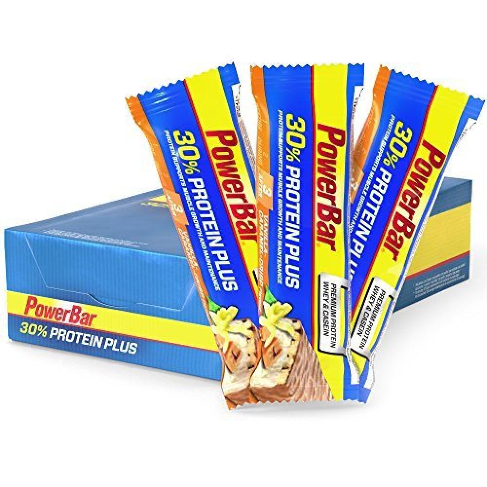 PowerBar Vanilla Caramel Crisp 55g