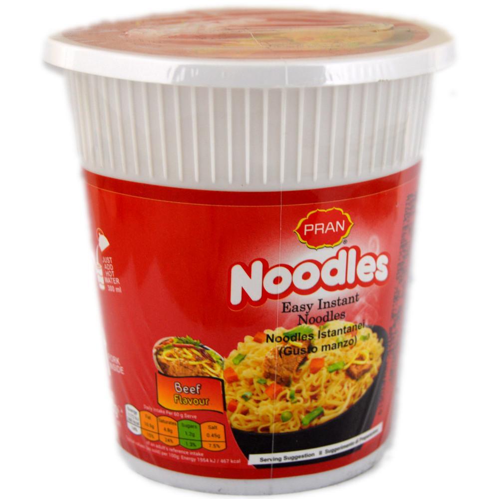 Pran Beef Flavour Noodles 60g