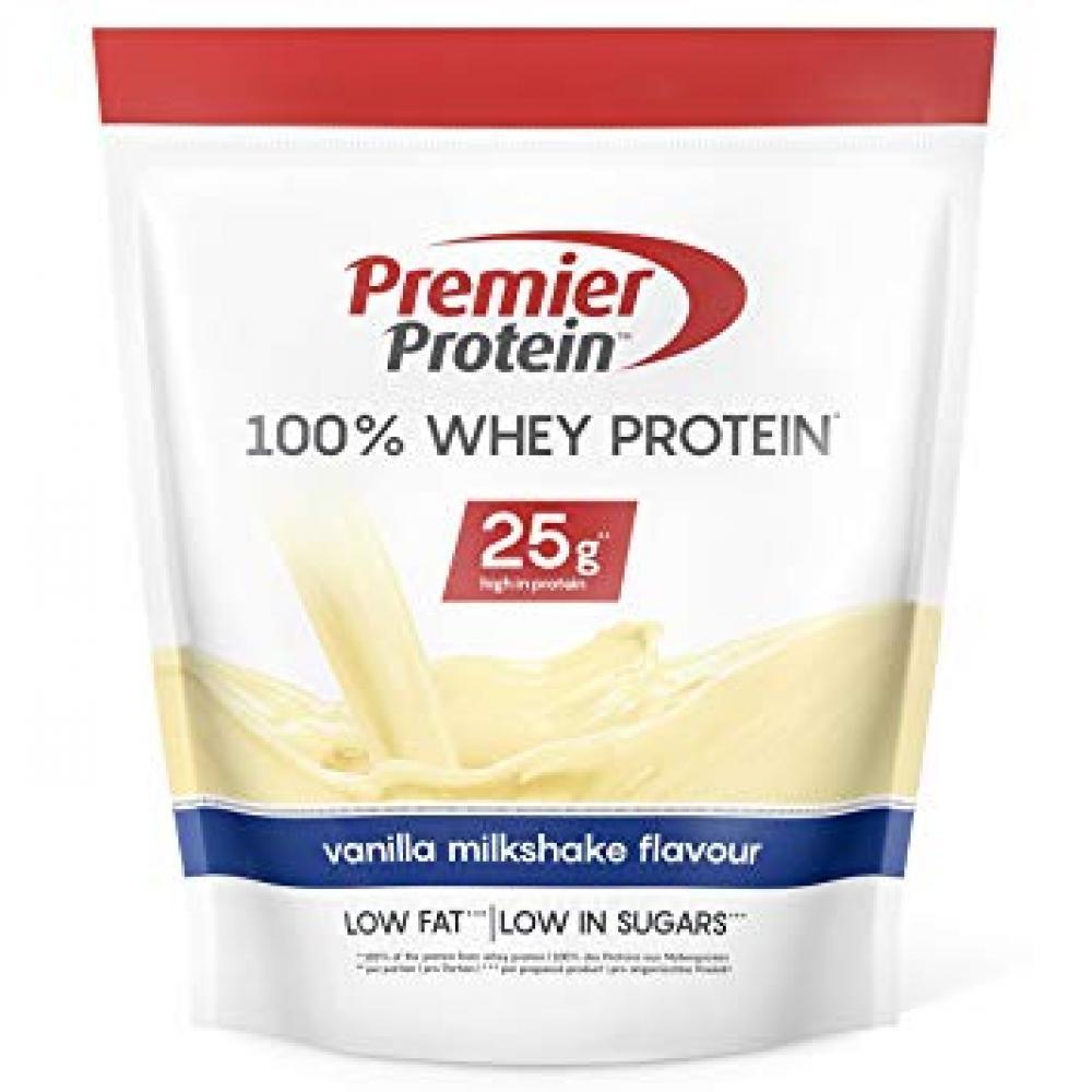 Premier Protein Whey Protein Vanilla Milkshake 350g