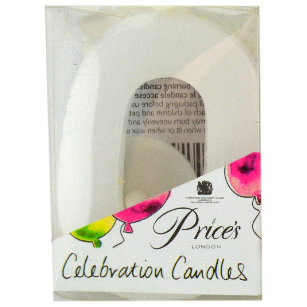 Prices 0 Celebration Candle White
