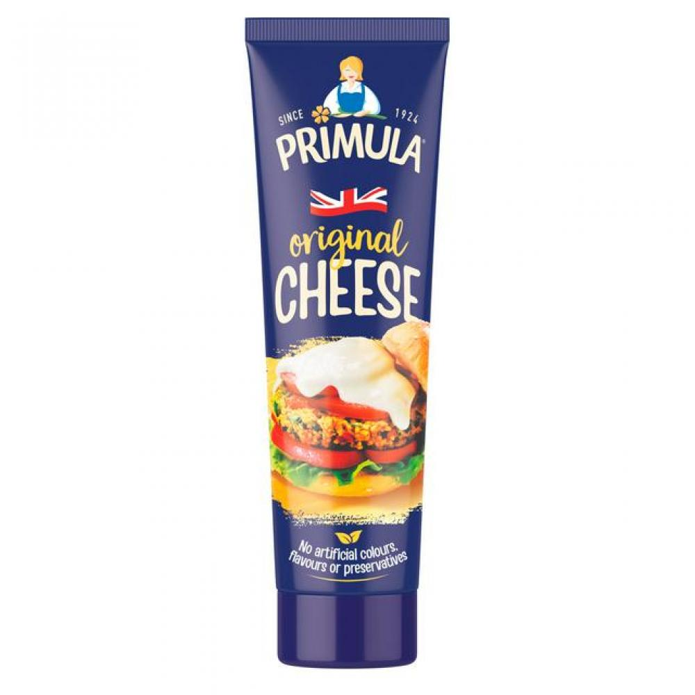 Primula Easy Squeezy Original Cheese 100g