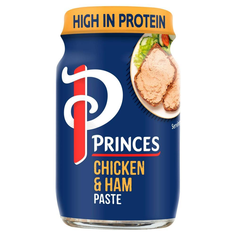 Princes Chicken and Ham Paste 75g