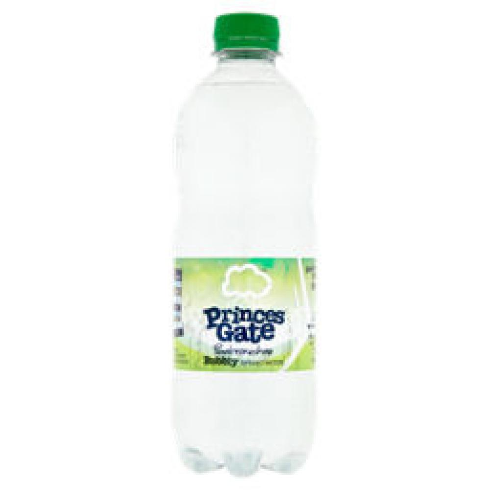 Princes Gate Bubbly Spring Water 425ml