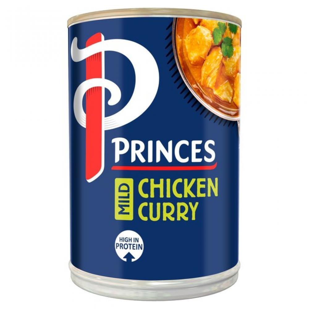 Princes Mild Chicken Curry 392g