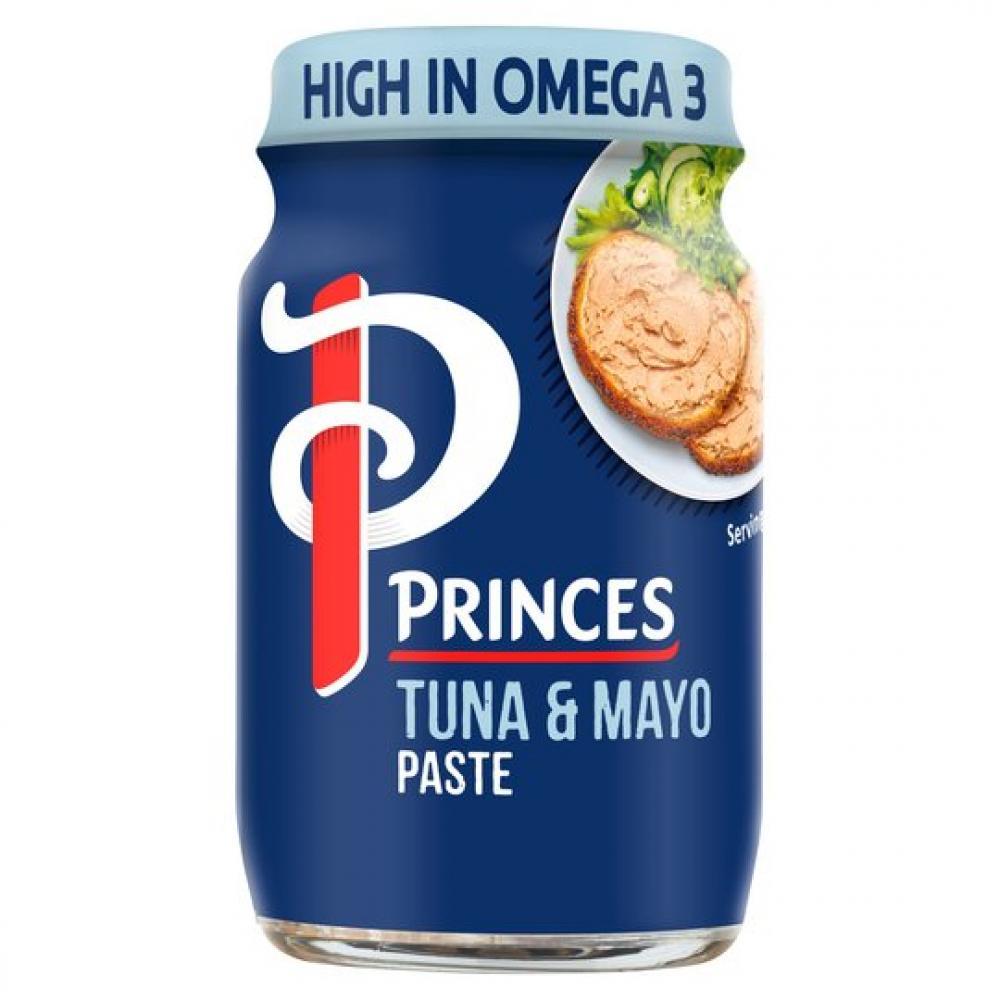 Princes Tuna and Mayo Paste 75g