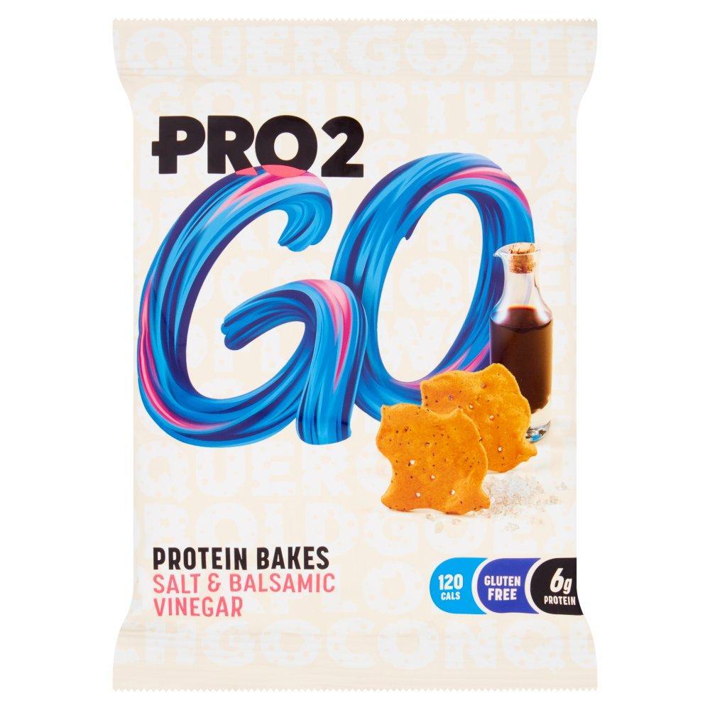 Pro 2Go Protein Bakes Salt And Balsamic Vinegar 30g