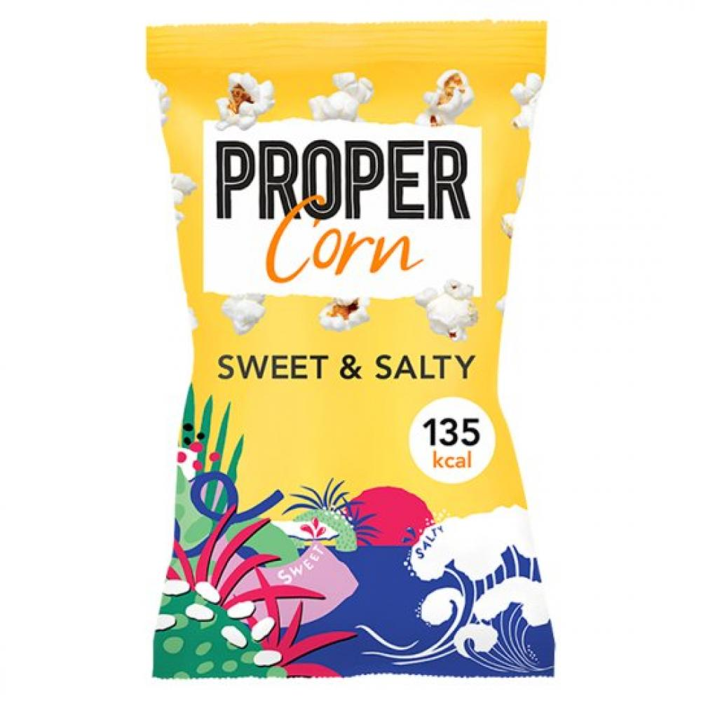 Propercorn Sweet And Salty 30g