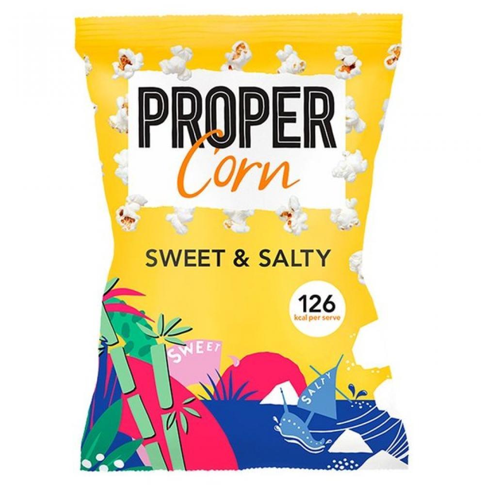 Propercorn Sweet and Salty Popcorn 90g