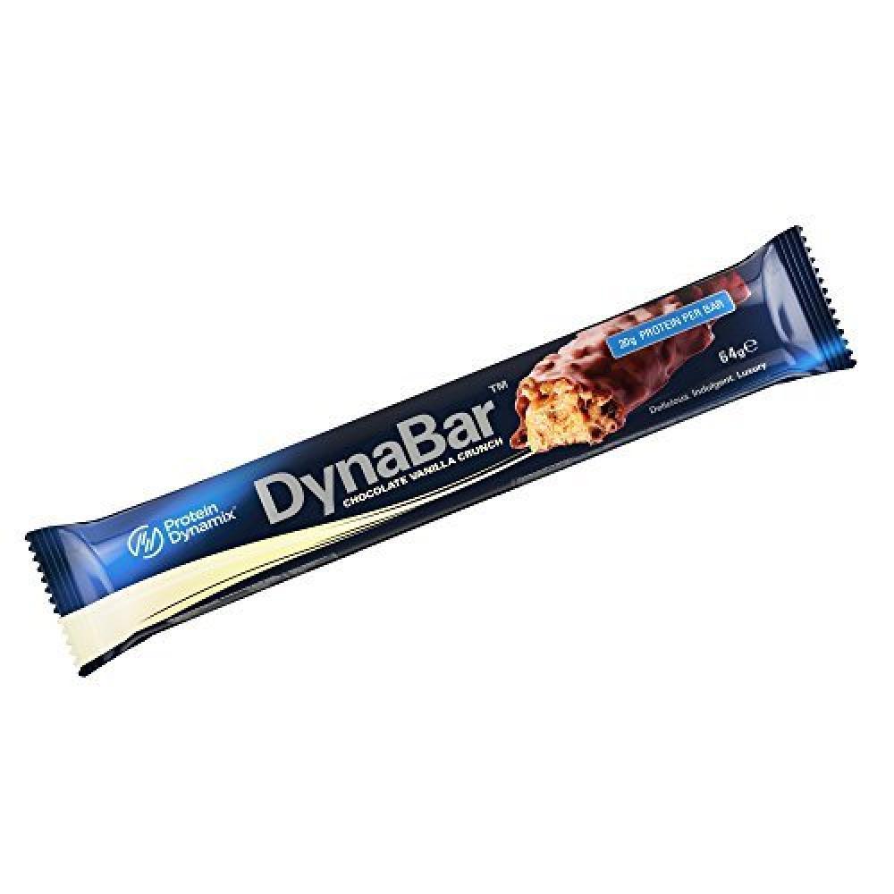 Protein Dynamix DynaBar Chocolate Vanilla Crunch 64g