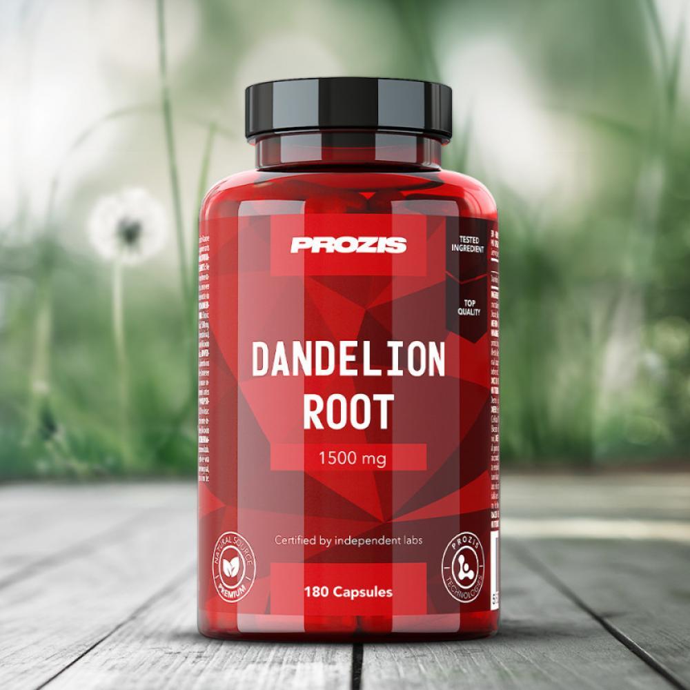 Prozis Dandelion Root 90 Capsules