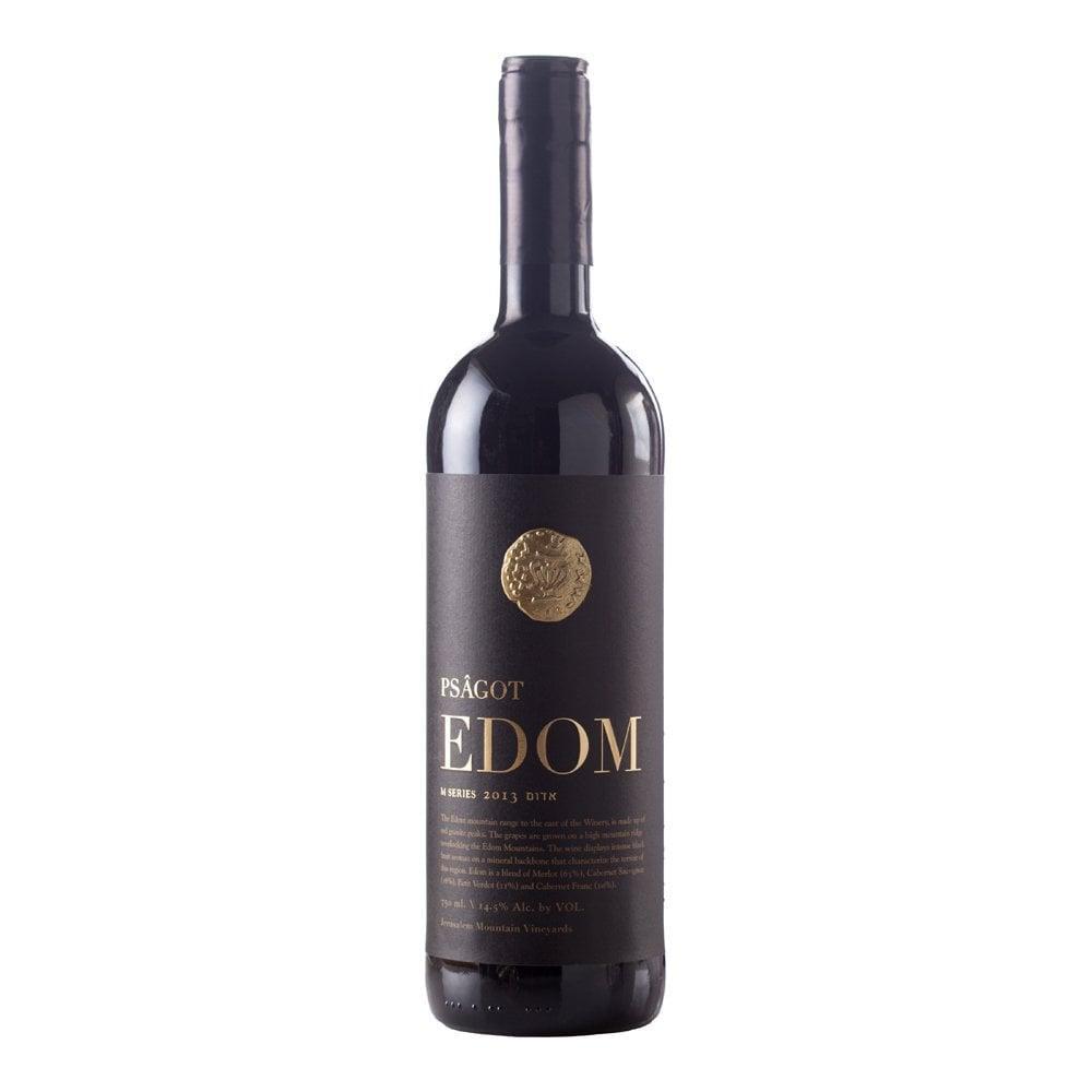 Psagot Edom Red Wine 75cl 2013