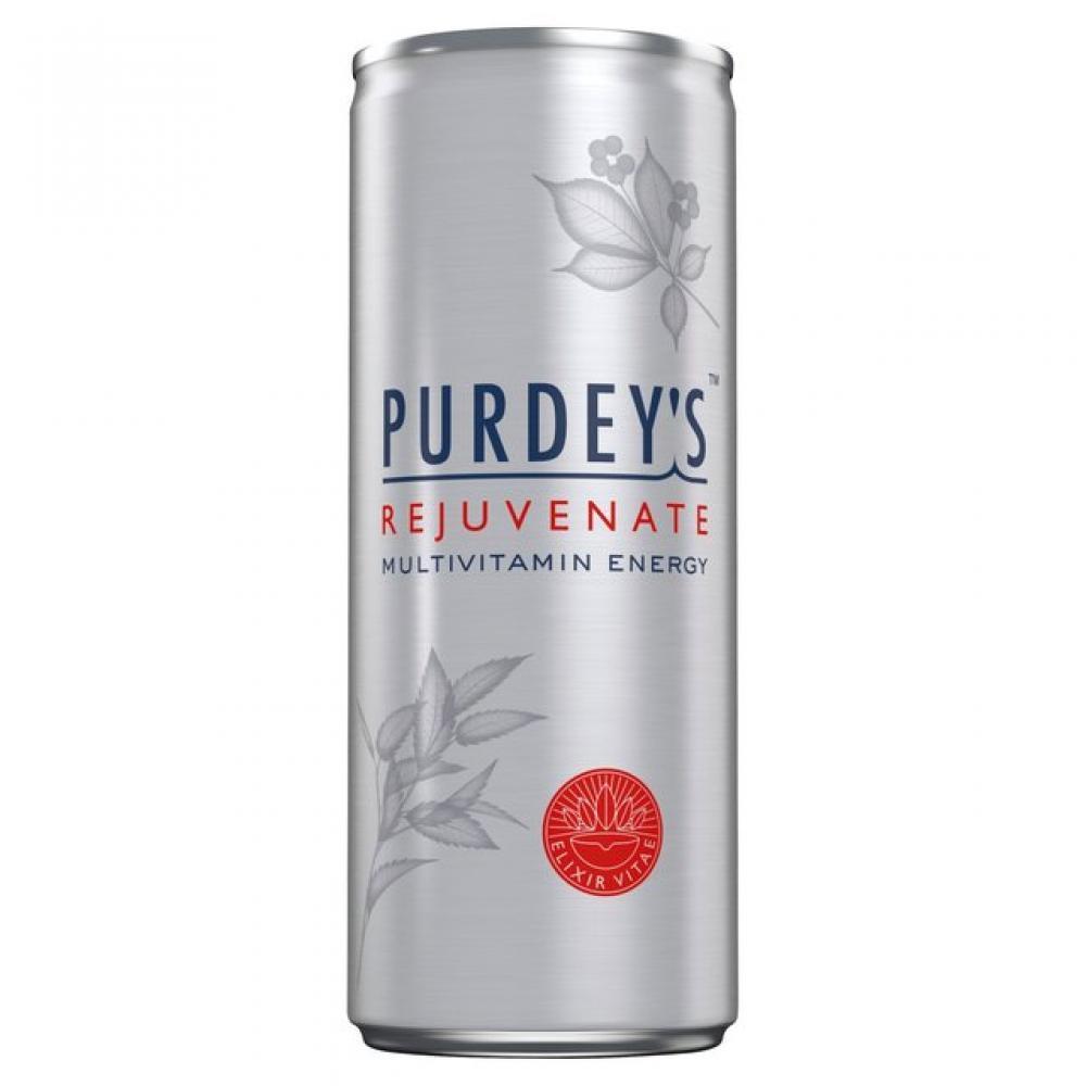 Purdeys Rejuvenate Multivitamin Fruit Drink 250ml