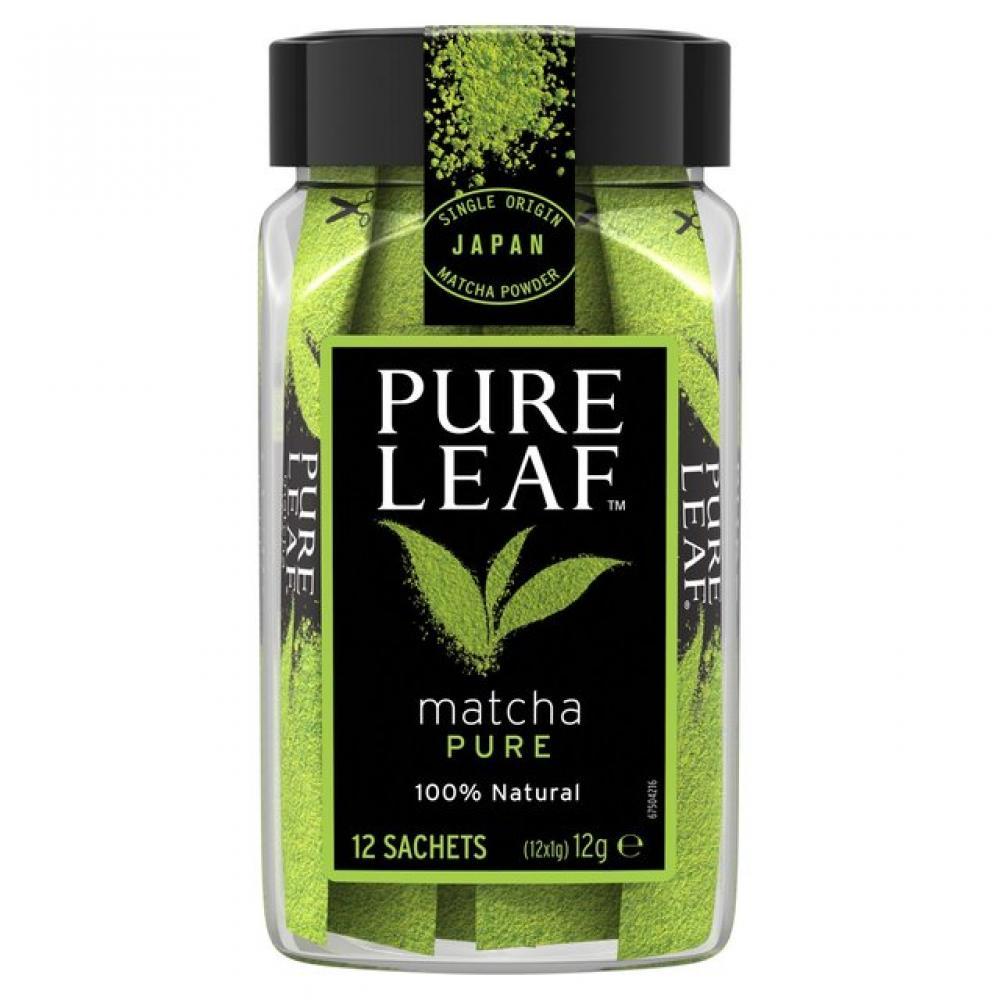 Pure Leaf Matcha Pure 12 Sachets