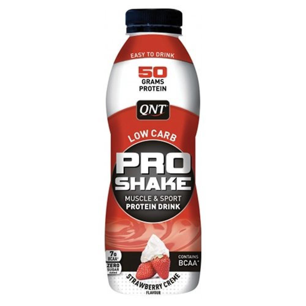 QNT 500 ml Vanilla Pro Shake