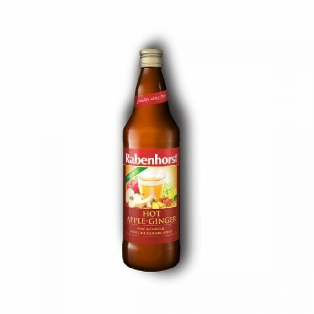 Rabenhorst Hot Apple and Ginger 750ml