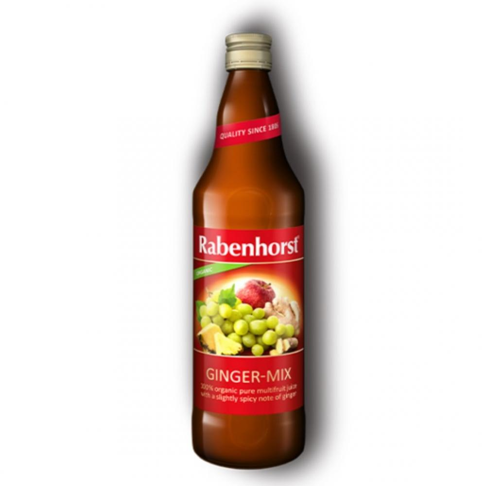 Rabenhorst Organic Ginger Mix 750ml