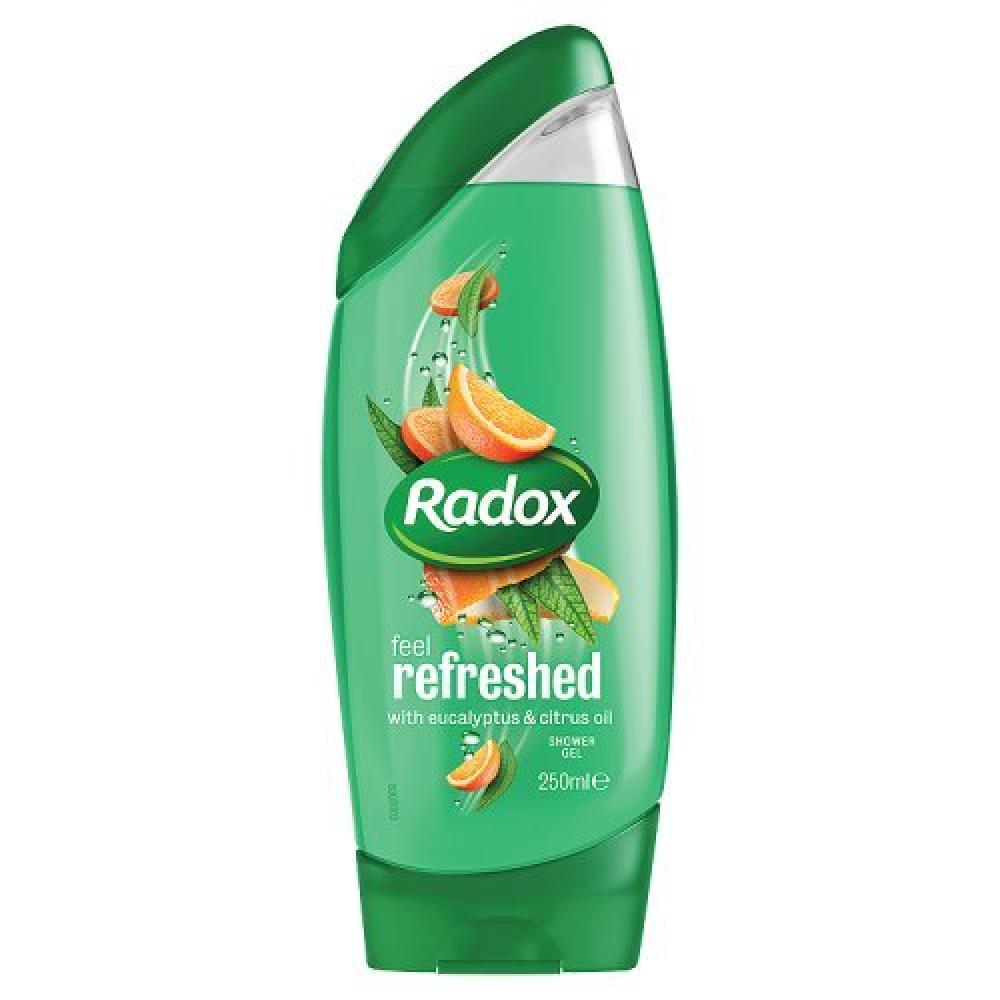 Radox Feel Refreshed 2in1 Shower Gel 250ml