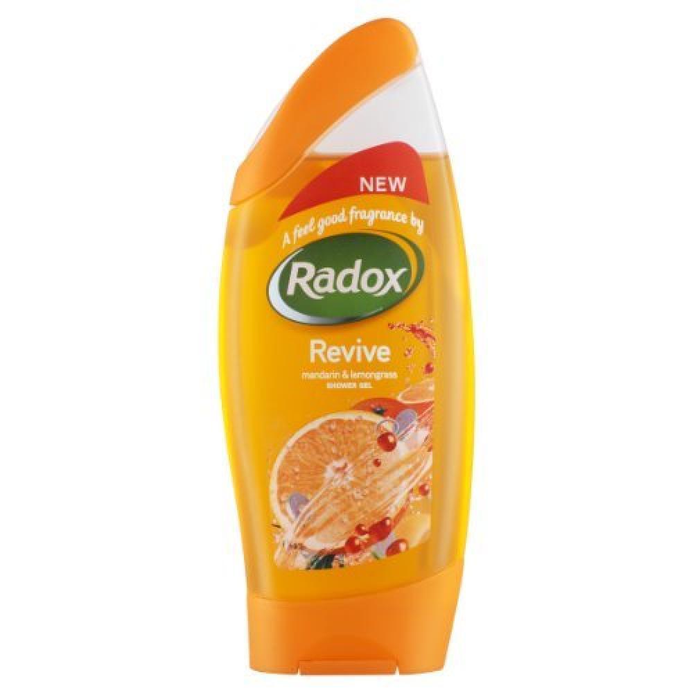 Radox Revive Shower Gel 250ml
