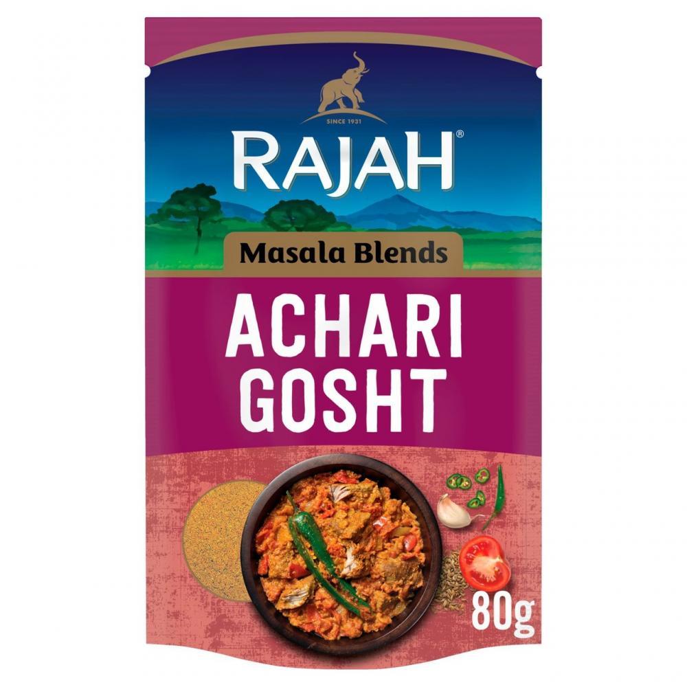 Rajah Achari Gosht 80g