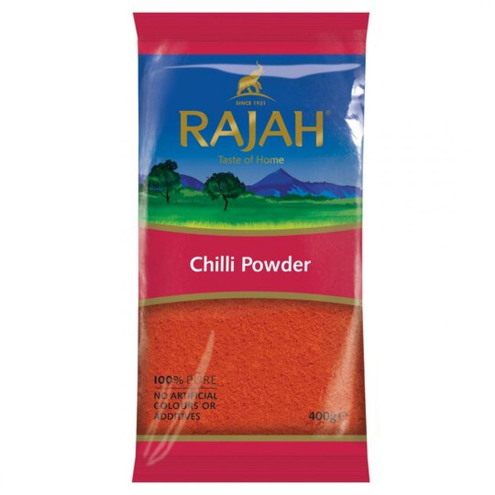 Rajah Chilli Powder 400g
