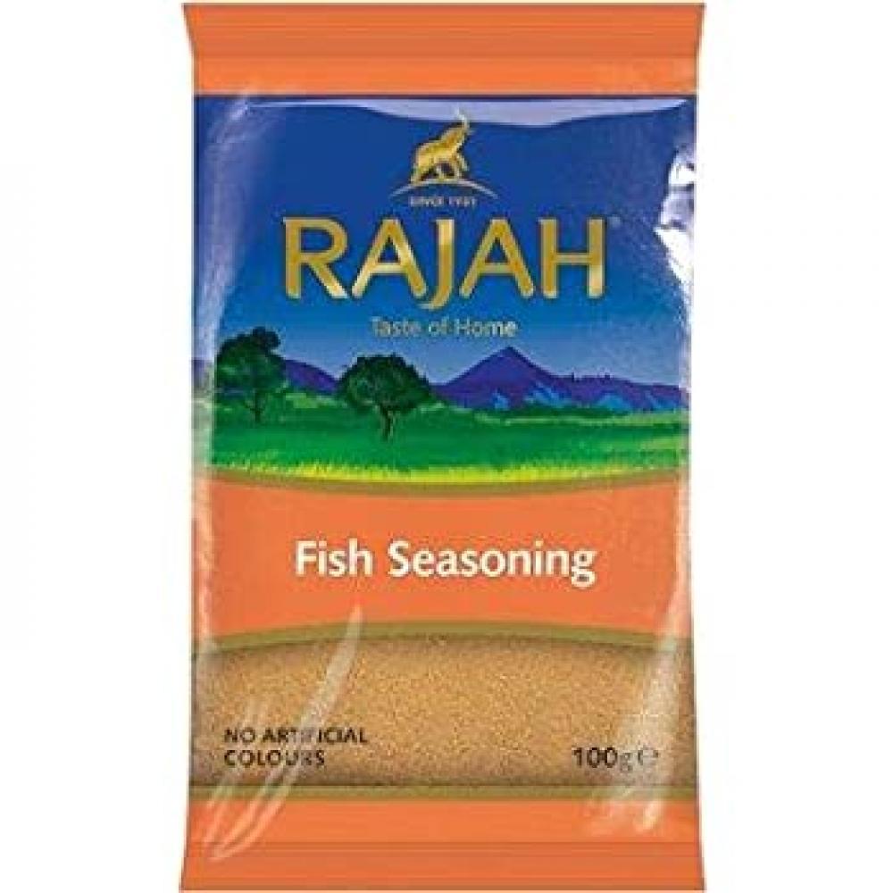 Rajah Fish Seasoning 100g